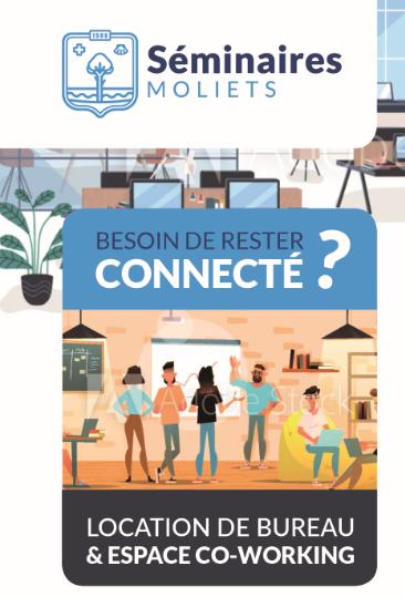 Espace Co-Working – Moliets Côté Plage