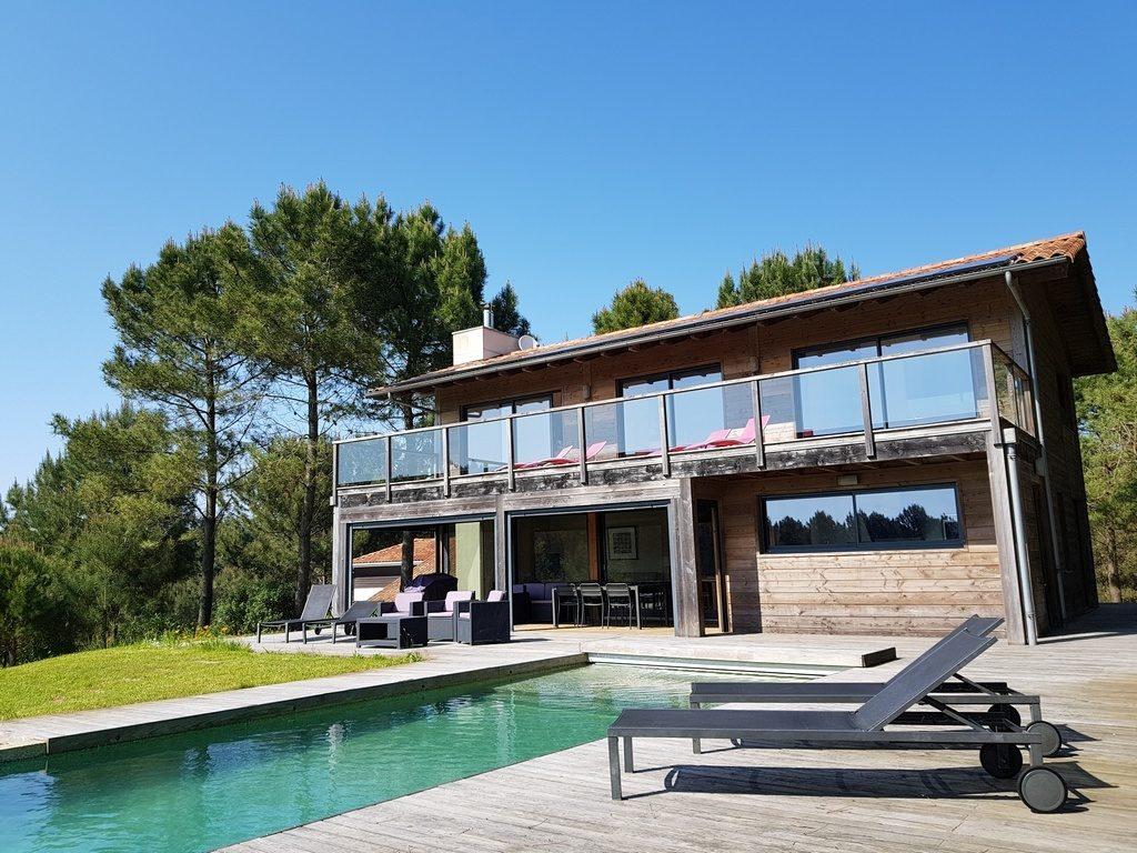 Villa Albatros_Moliets_Landes Atlantique Sud