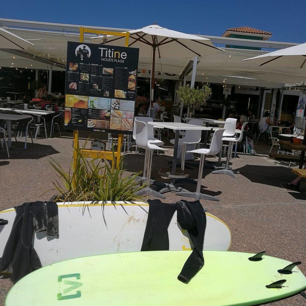 Restaurant Titine-Moliets-OTI LAS