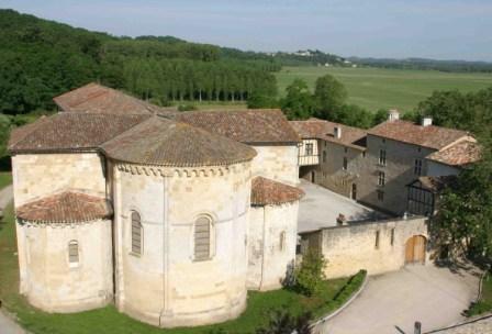 Abbaye d'Arthous_Hastingues