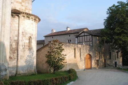 Abbaye d'Arthous-Hastingues