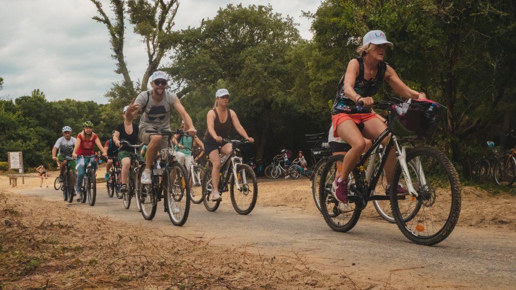 Votre Balade à vélos – Moliets – Landes Atlantique Sud
