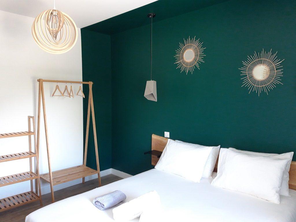 Chambre double 3 L'Expression – St-Jean-de-Marsacq – Landes AtlantiqueSud
