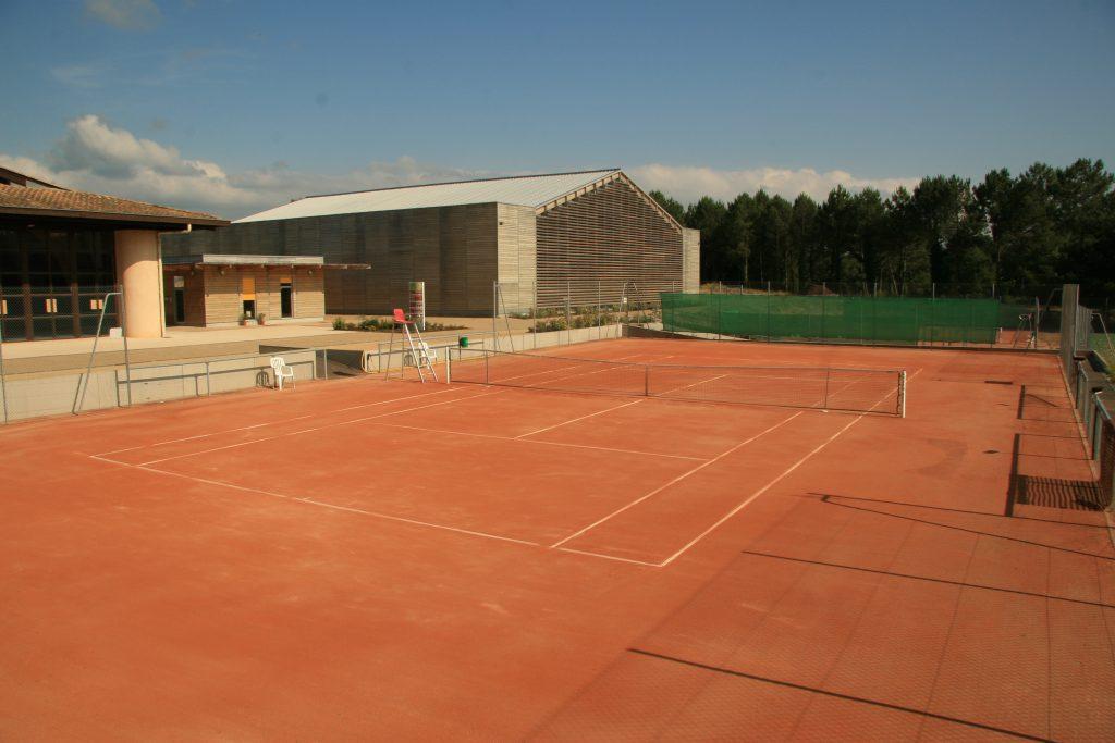 Centre tennis Moliets