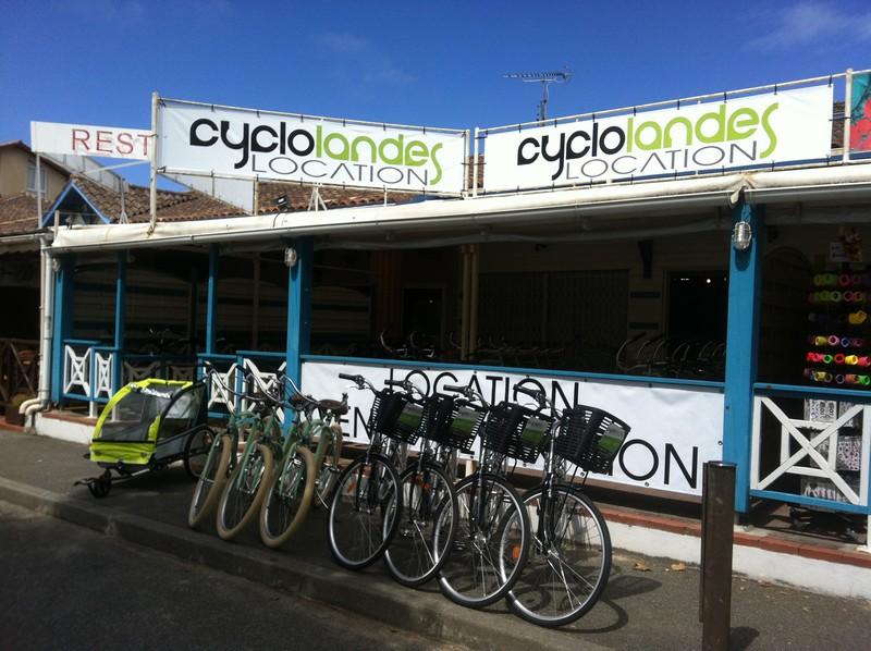 Cyclo Landes Moliets