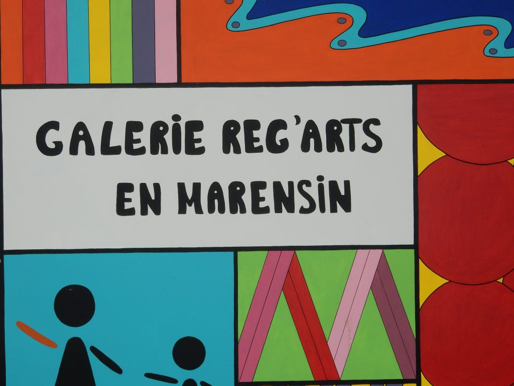 Galerie Reg'arts en Marensin
