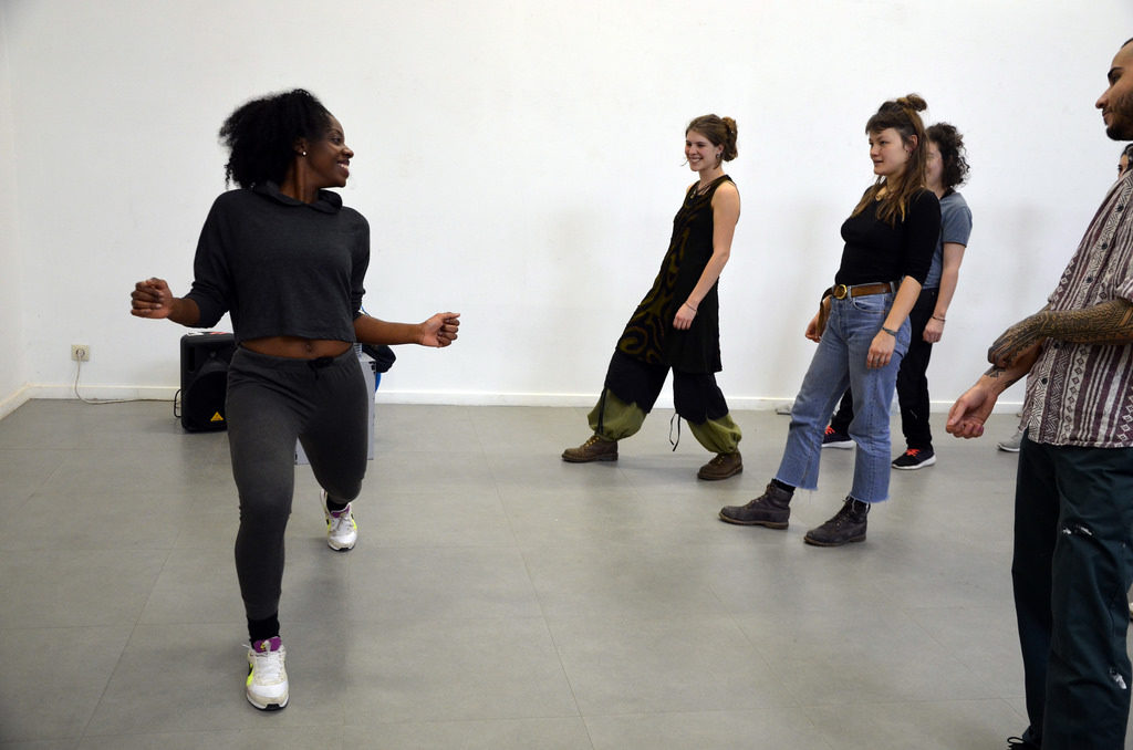 Initiation danse Caribéenne