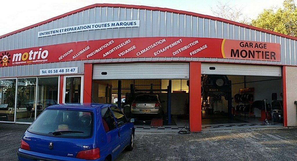 Garage Montier_Moliets_Landes Atlantique Sud