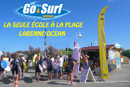 Go and surf-accueil