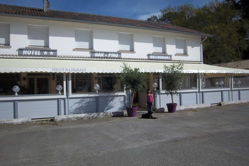 Hotel Les Ecureuils_Moliets_Landes Atlantique Sud