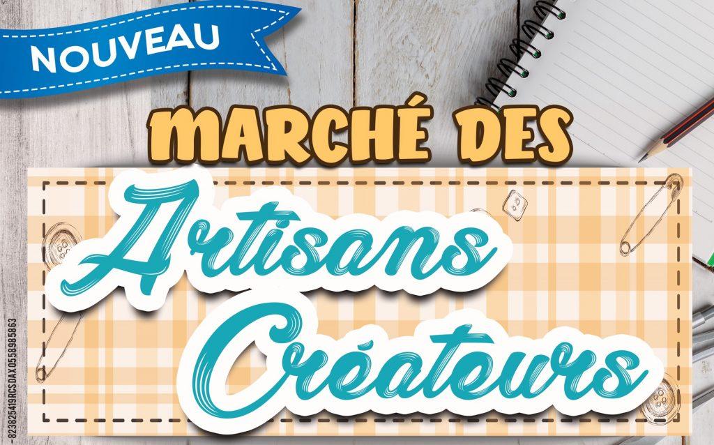 Marché des artisans créateurs Moliets-Landes Atlantique Sud