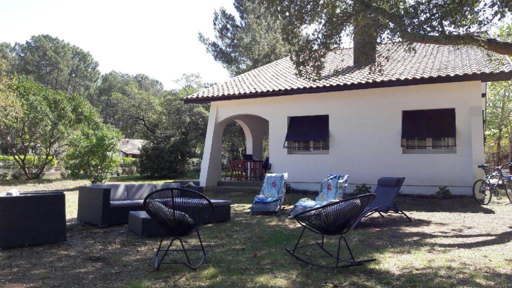 Villa Deve_Moliets_ Landes Atlantique Sud