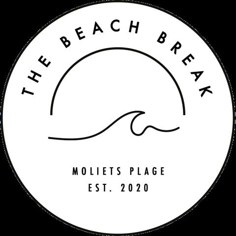 The Beach Break-Moliets-Landes Atlantique Sud