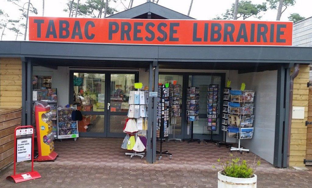Tabac Presse Les Cigales_Moliets_Landes Atlantique Sud