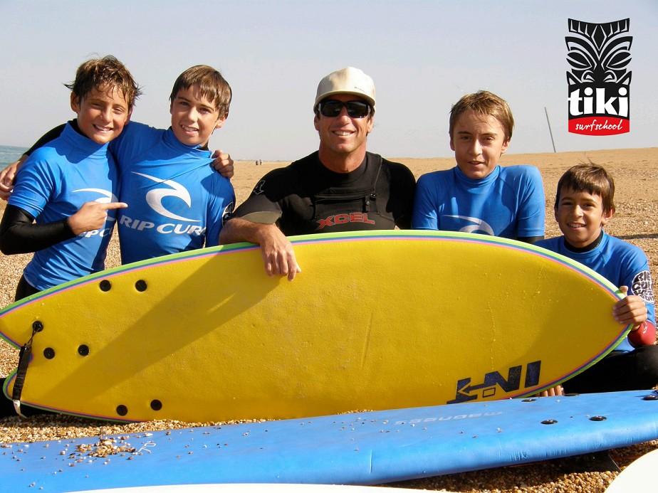 Tiki surf School