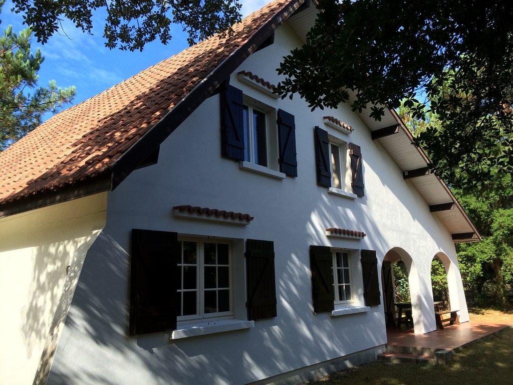 Villa Deve_Moliets_Landes Atlantique Sud