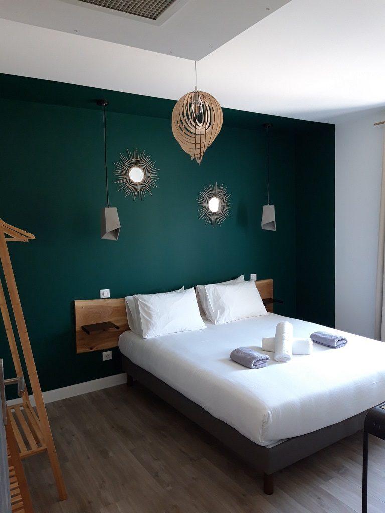 Chambre double N3 L'Expression – St-Jean-de-Marsacq – Landes Atlantique Sud