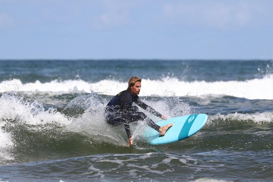 ecole de surf & skate Team Leo @Soonline Moliets 40 bike surfschool rent Landes Aquitaine