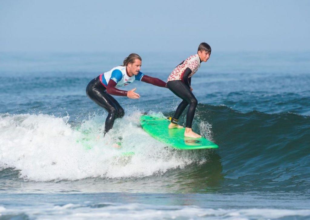 Soonline ecole de surf et skate Moliets-et-Maa Moliets plage